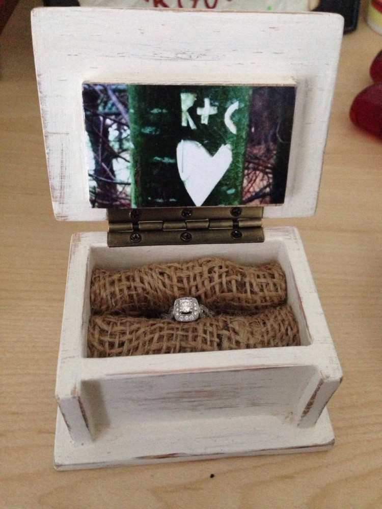 Wedding Proposal Ideas in At a Special place