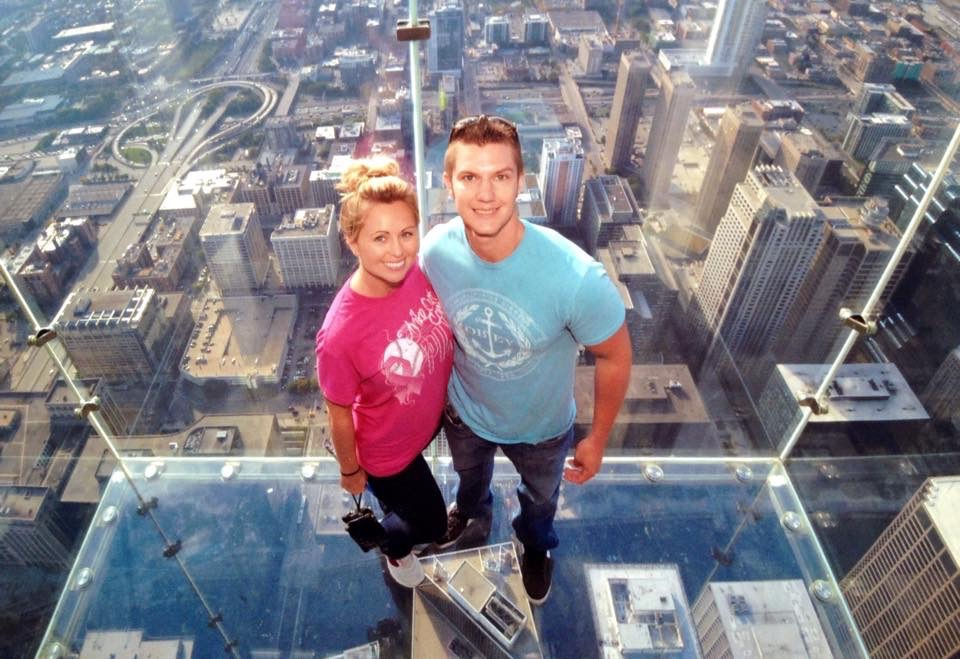 Image 1 of Erica and Joe's Sears Tower Proposal