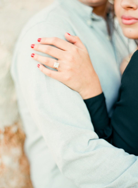 Romantic Proposal in Venice