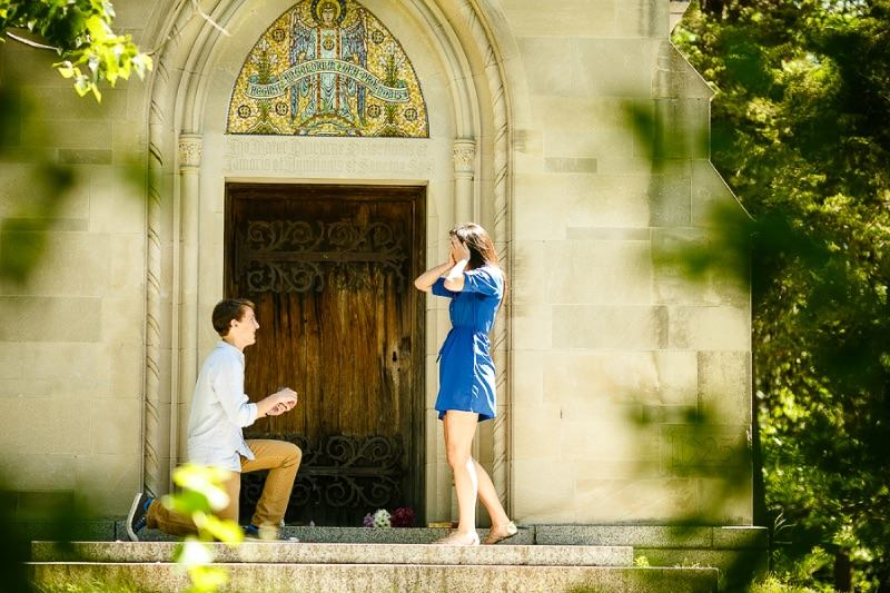 Image 8 of Anna and Ben's Surprise Proposal