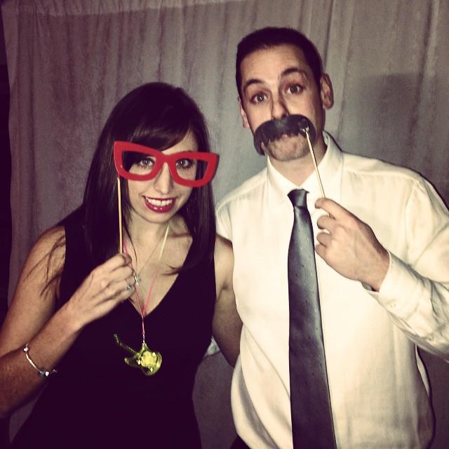Image 1 of Sara and Dan