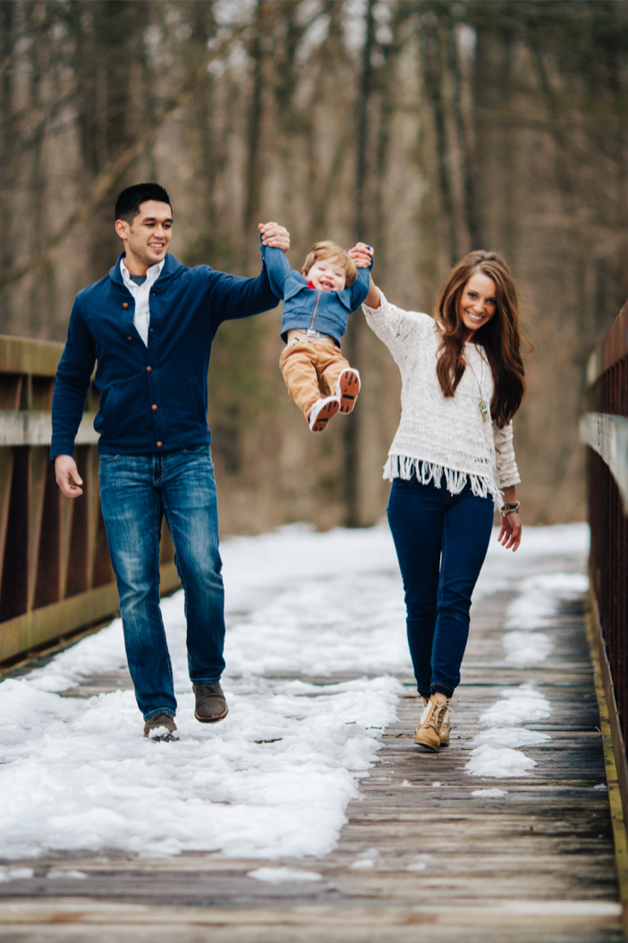 Image 8 of The Cutest One Year Old Helps Dad Propose To His Mom