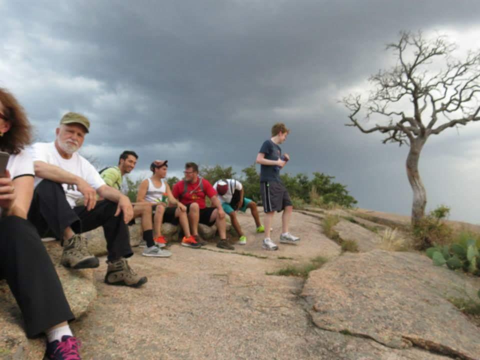 Rock Climbing Marriage Proposal