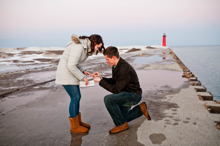 Image 8 of Tegan and Reise's Fake Photo Shoot Proposal