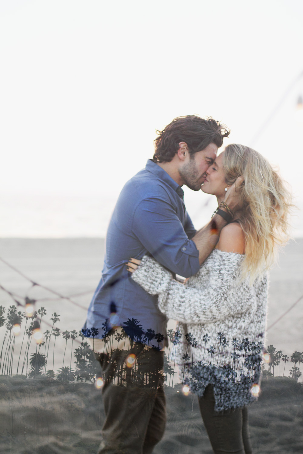 Image 8 of Maria and Guibson's Beautiful Proposal in Santa Monica