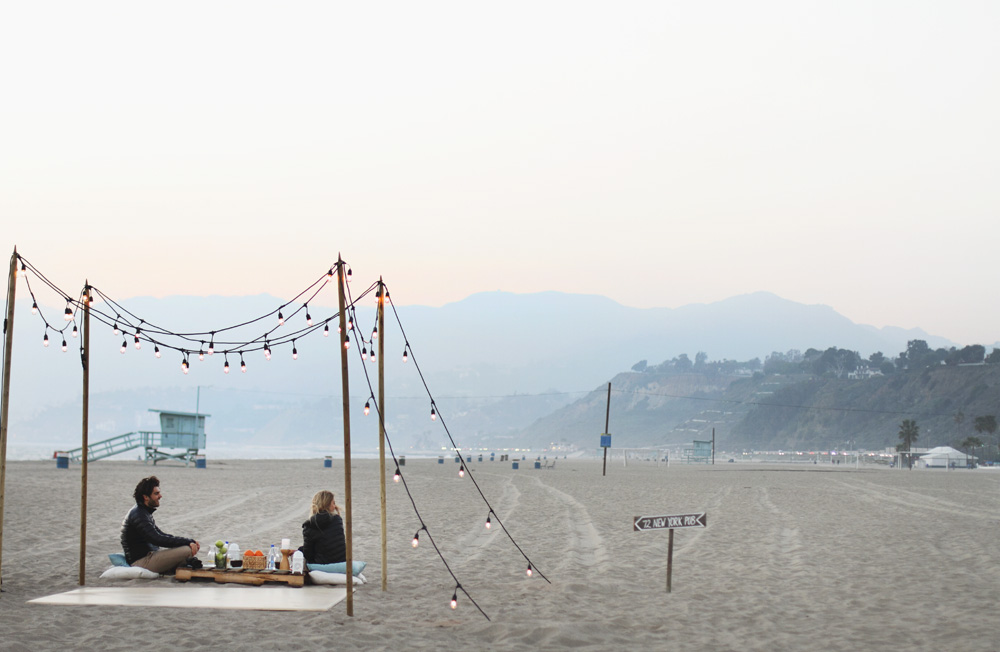 Image 1 of Maria and Guibson's Beautiful Proposal in Santa Monica