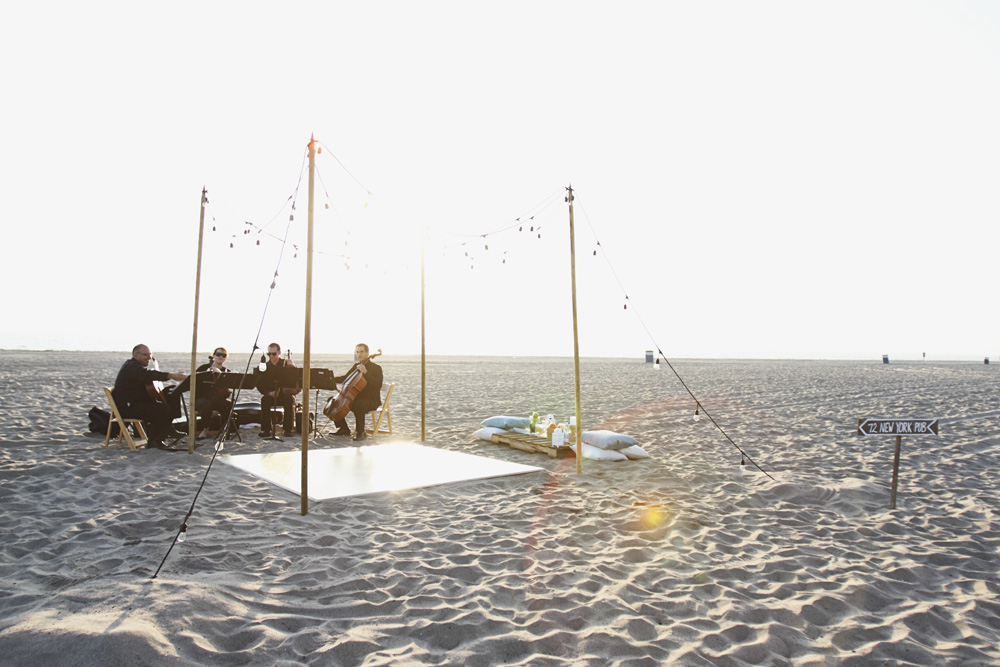 Image 2 of Maria and Guibson's Beautiful Proposal in Santa Monica