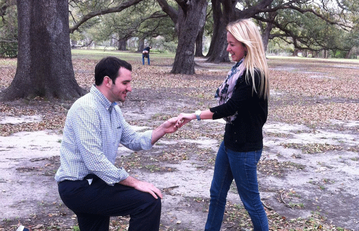 Image 2 of 9 Reasons to Hire a Professional Proposal Photographer