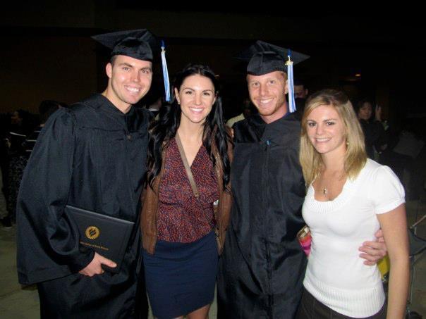 Joeys graduation 2