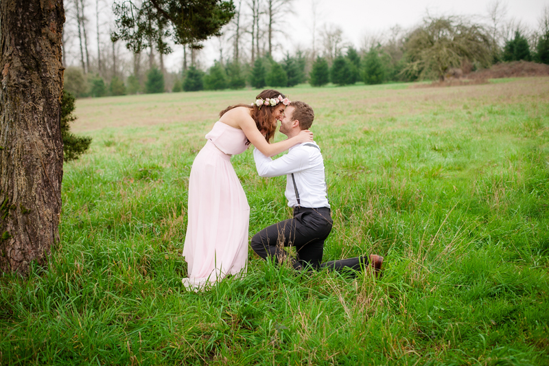 Styled Surprise Proposal