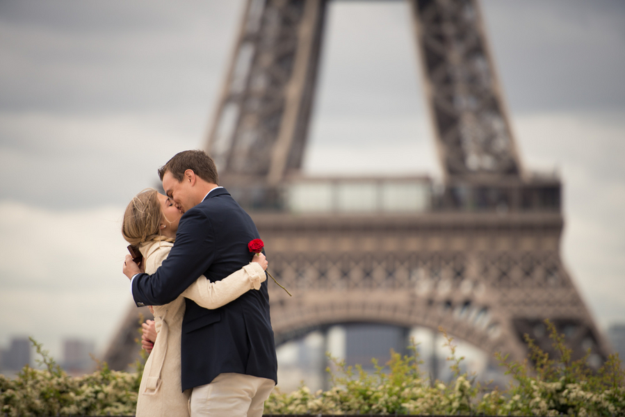 Paris Eiffel Tower Proposal (2)