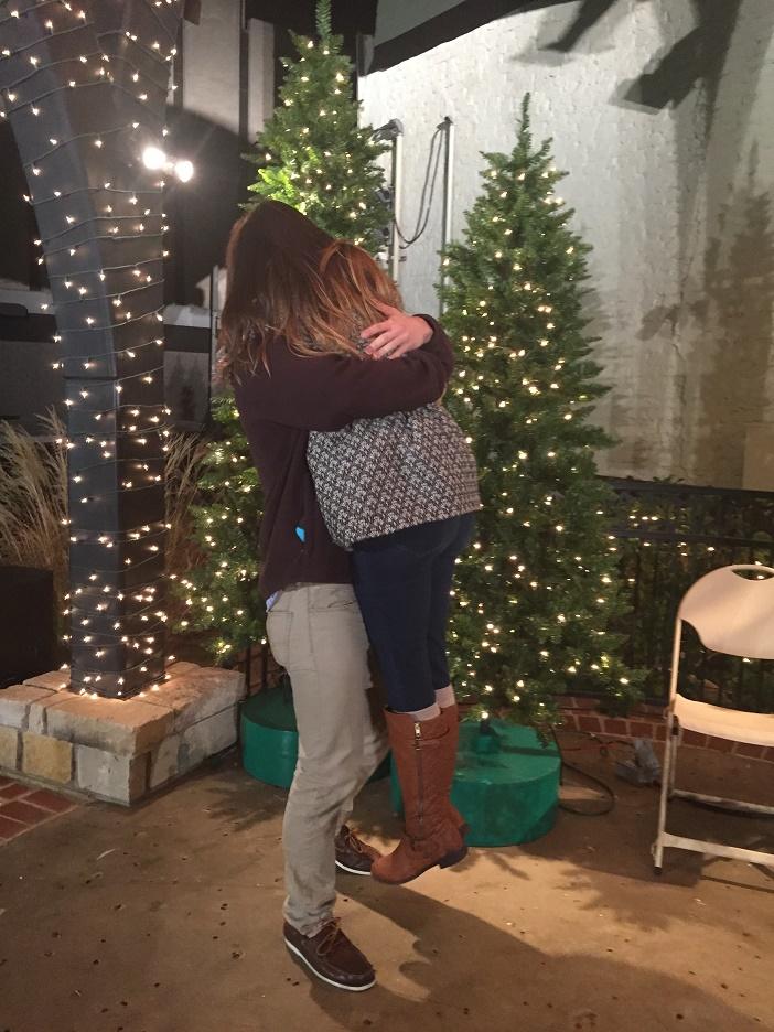Romantic Christmas Tree Proposal (2)