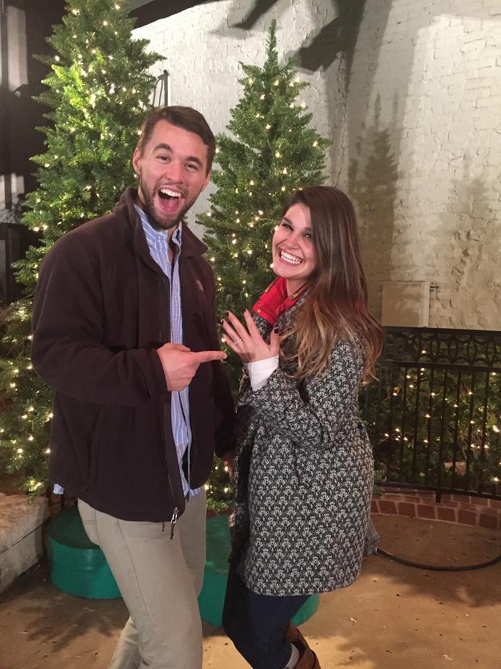 Romantic Christmas Tree Proposal (4)