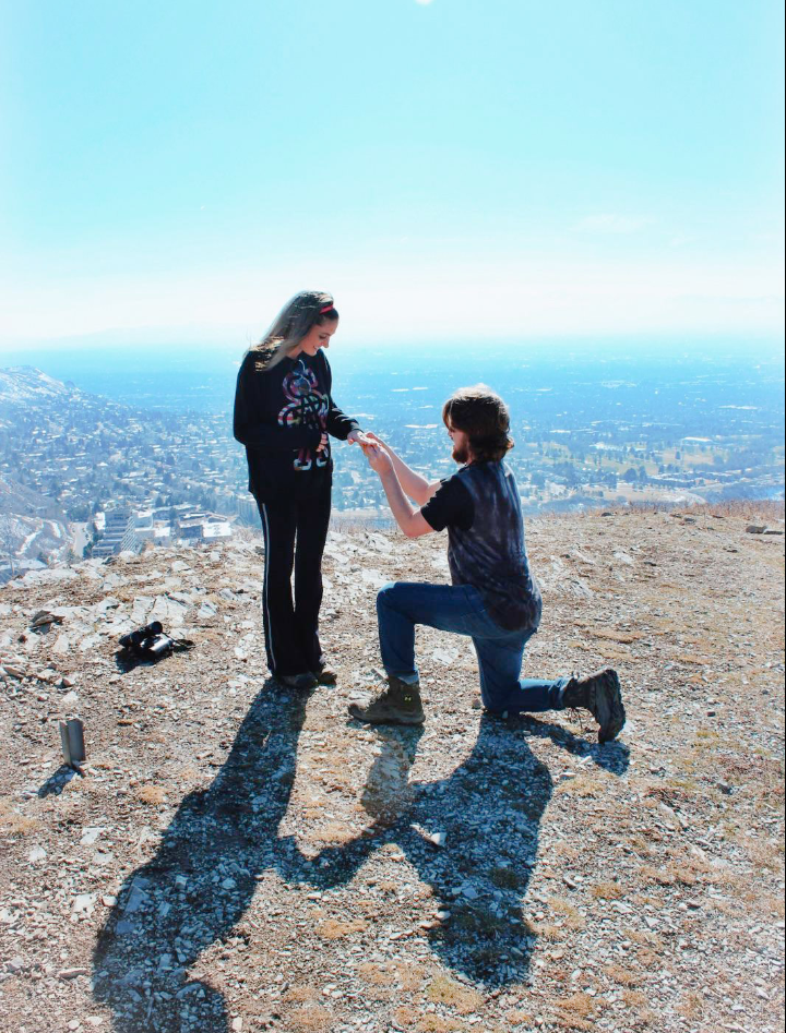 Image 2 of Lori and Chuck | Salt Lake City Proposal