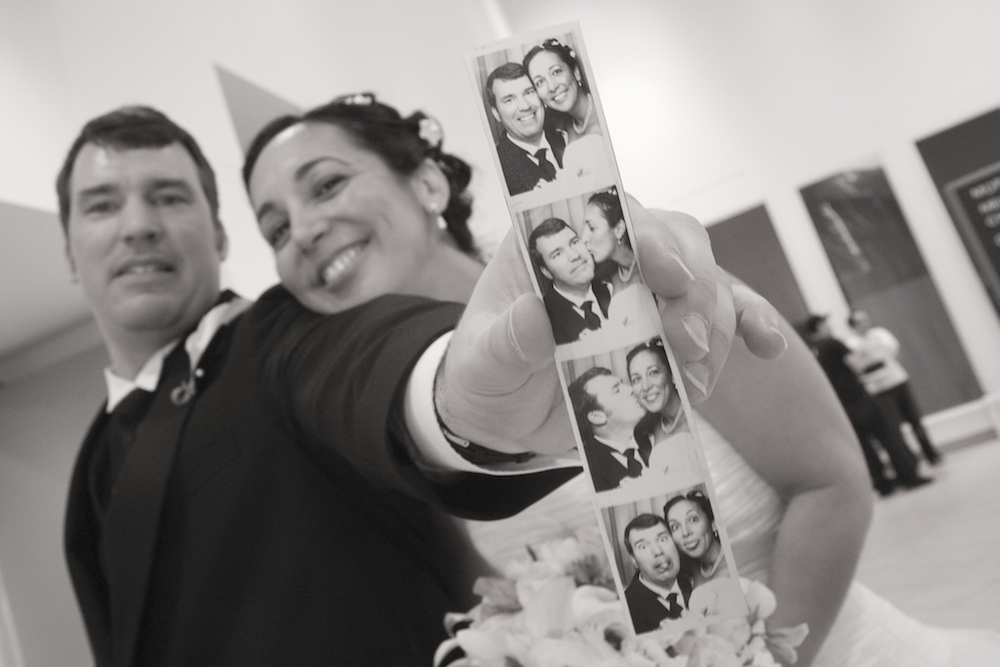 Image 2 of Laura and Matt's Photo Booth Proposal