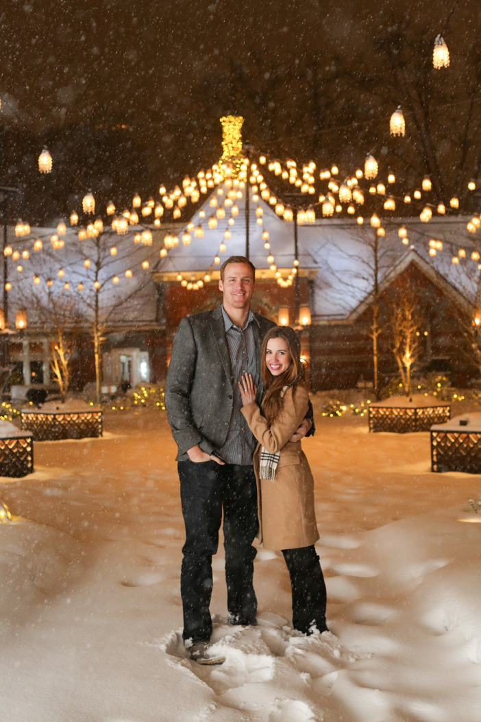 Image 10 of Nikki and Trent's Magical Marriage Proposal in New York City