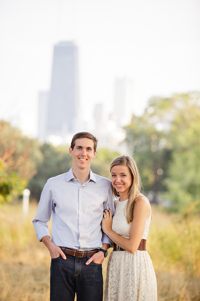 Image 4 of Amanda and Luke's Scrapbook Proposal in Chicago