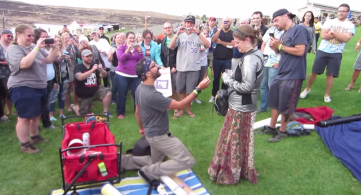 Image 3 of The Most Inspirational Marriage Proposals