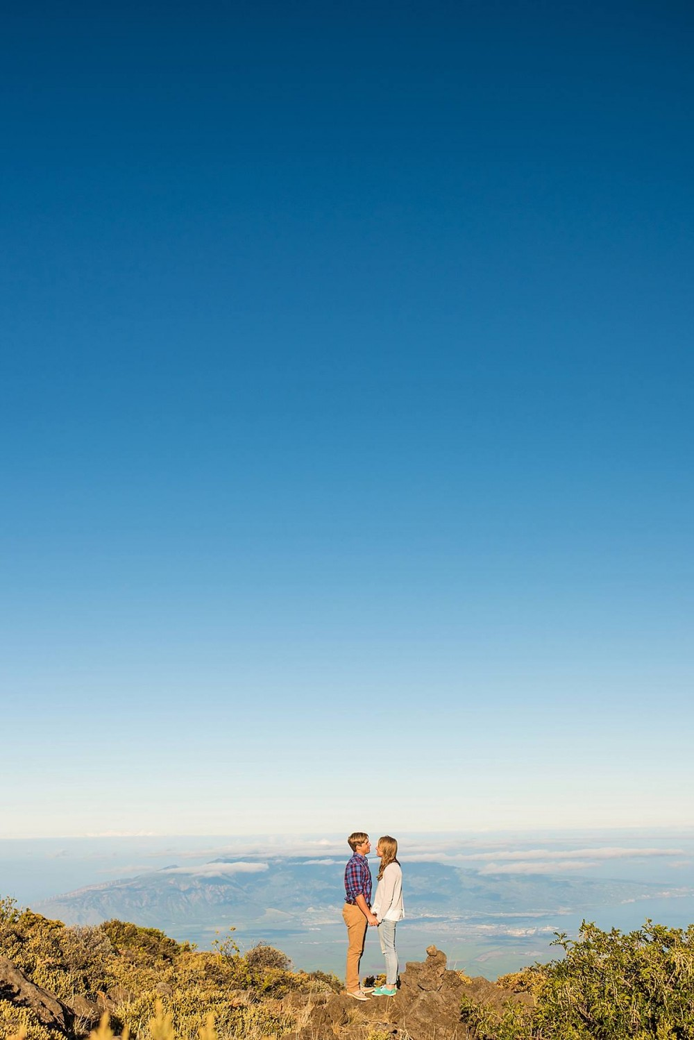 Image 1 of Annie and Justin's Marriage Proposal in Maui