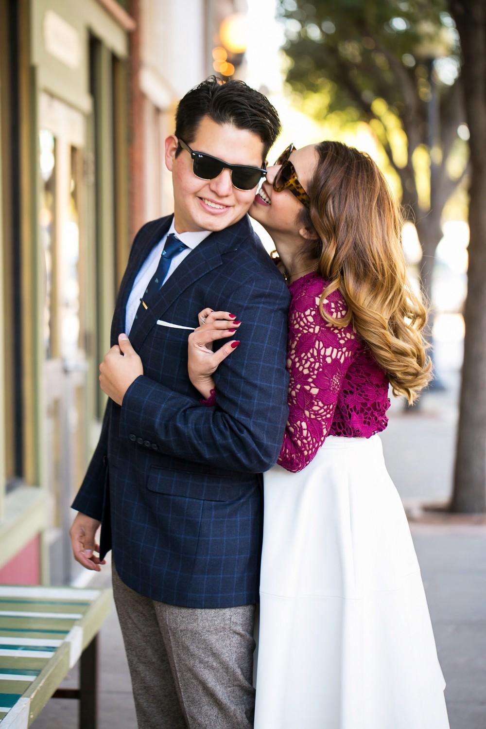 Image 1 of Cynthia and Ricardo