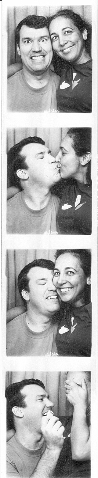 Image 1 of Laura and Matt's Photo Booth Proposal
