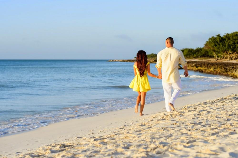 Image 6 of Amanda and Brendan's Proposal in Aruba