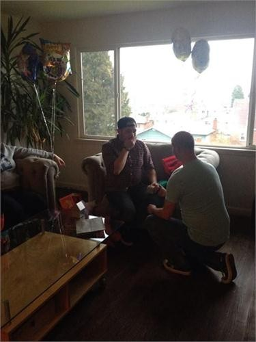 Image 1 of Adam and Troy's Birthday Party Proposal