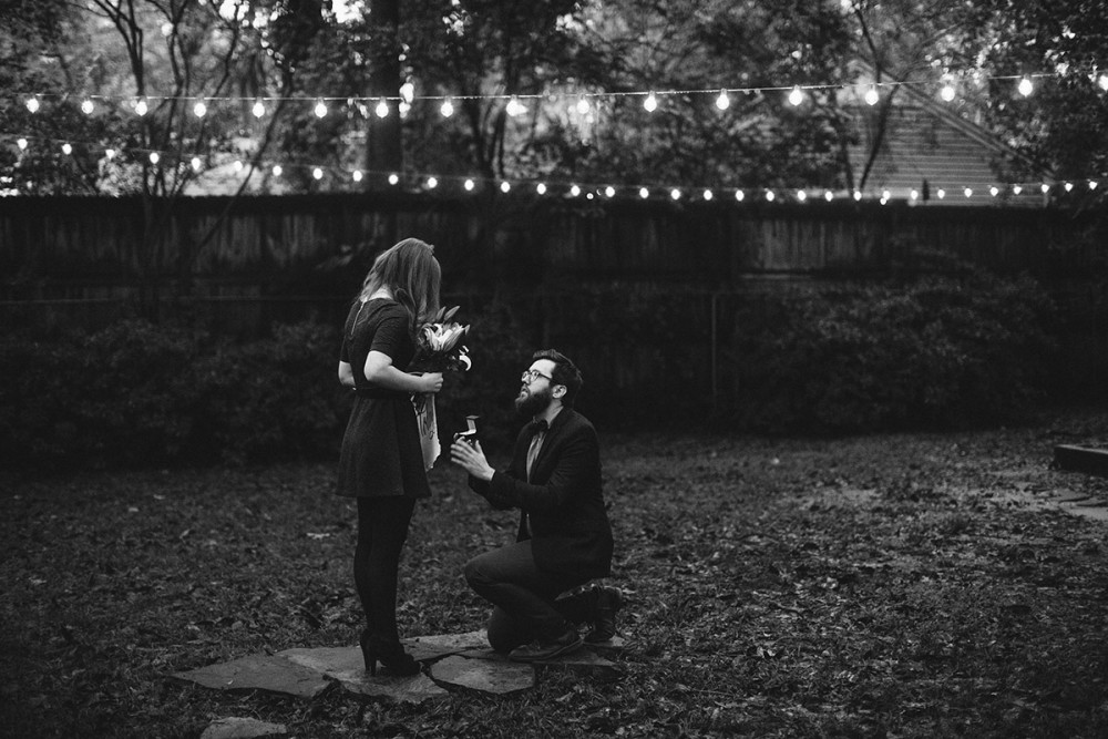 Image 6 of Hannah and Justin's Amazing Christmas-Themed Marriage Proposal