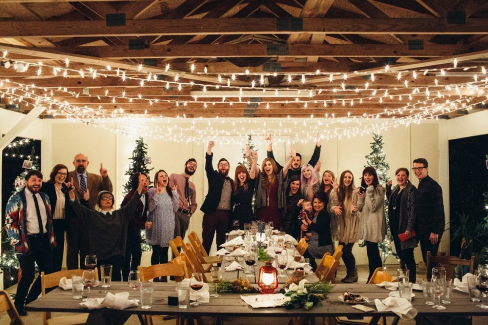 Image 10 of Hannah and Justin's Amazing Christmas-Themed Marriage Proposal