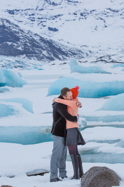 Image 4 of Paul and April's Icelandic Glacier Proposal