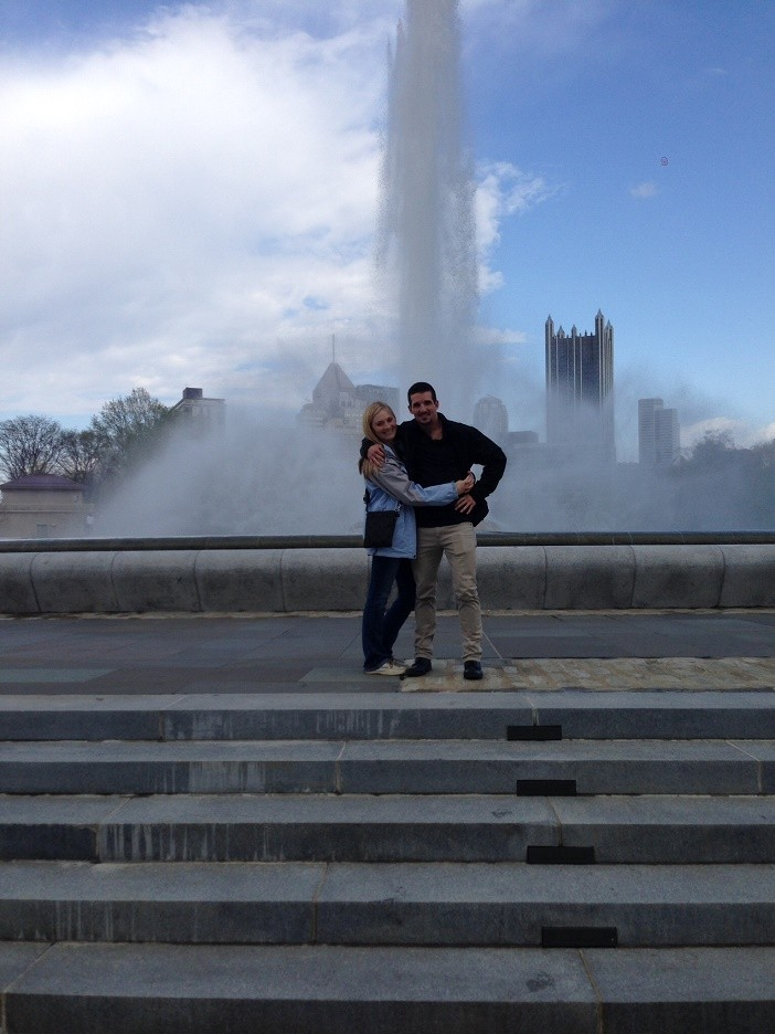 Image 8 of Ashley and David's Marriage Proposal in Pittsburgh