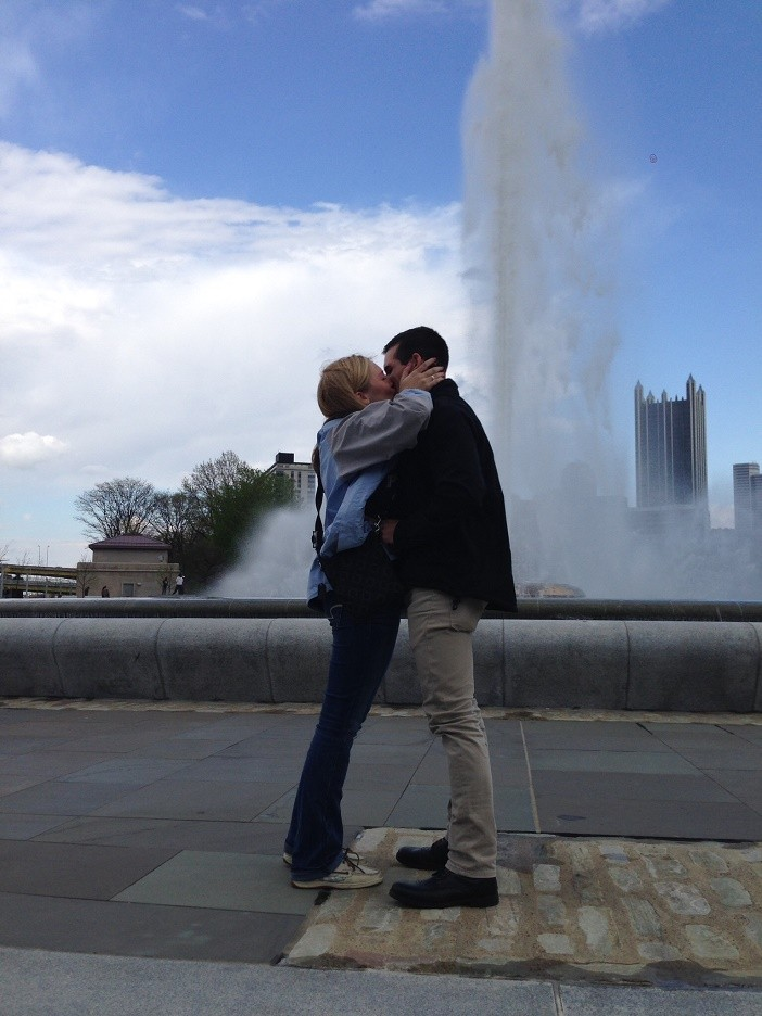 Marriage Proposal in Pittsburgh
