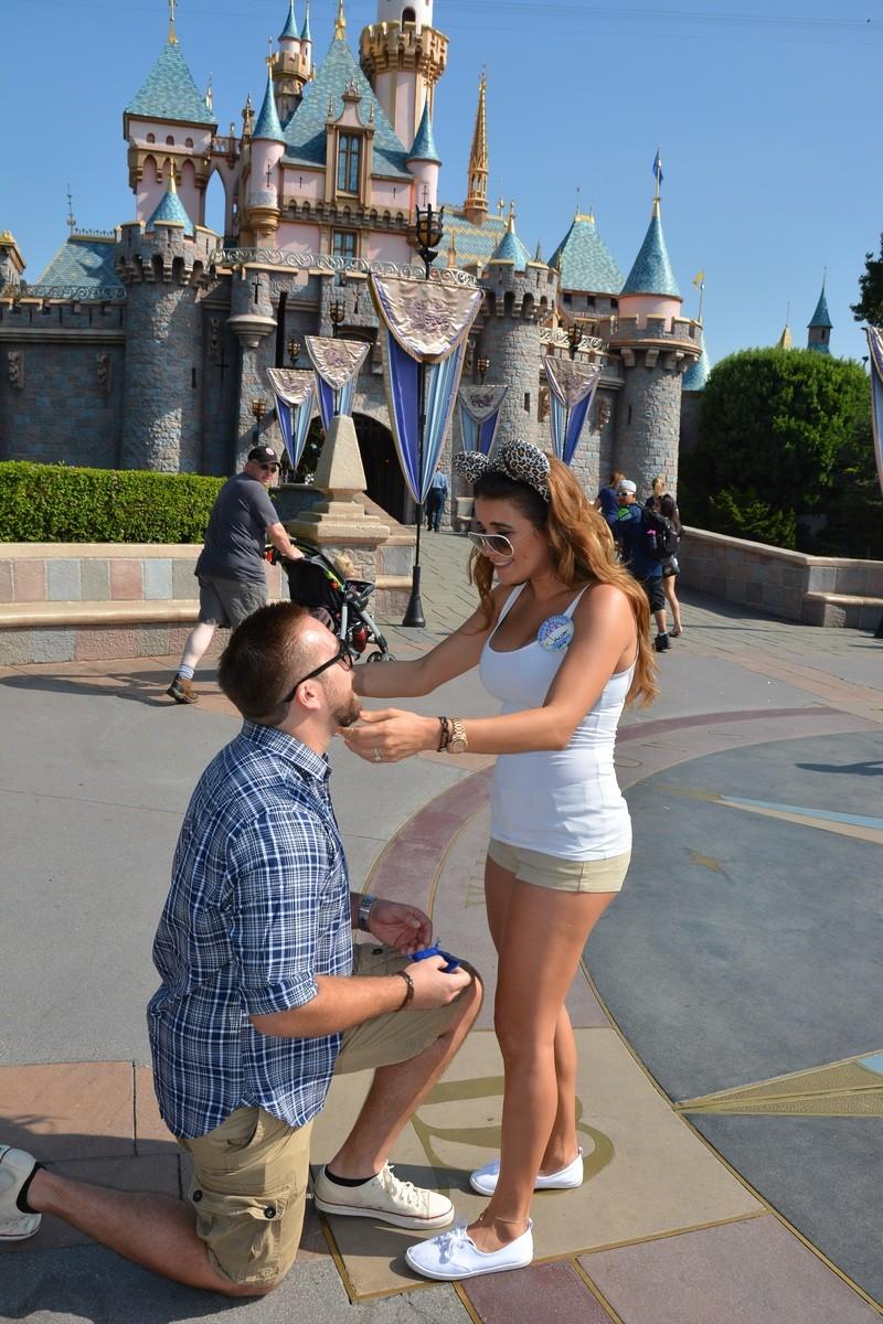 Image 8 of Janet and Patrick's Disneyland Proposal