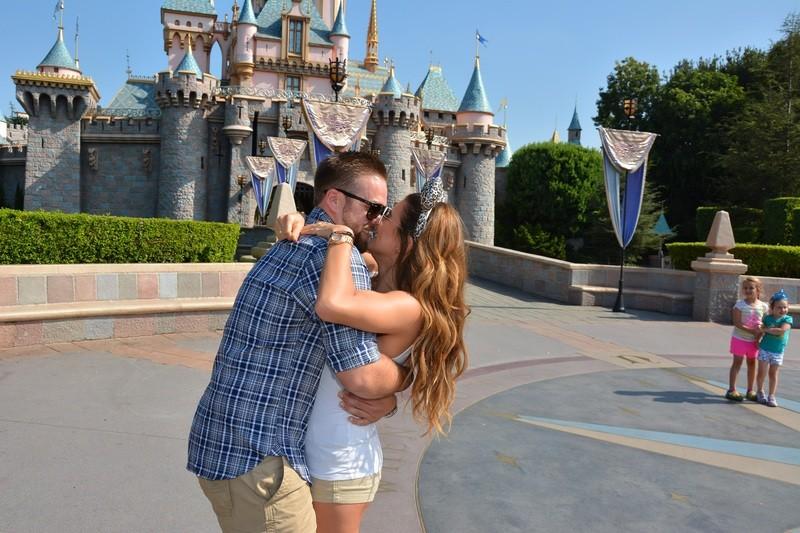 Image 10 of Janet and Patrick's Disneyland Proposal