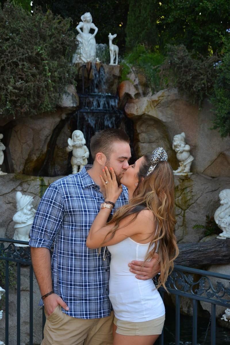 Image 11 of Janet and Patrick's Disneyland Proposal