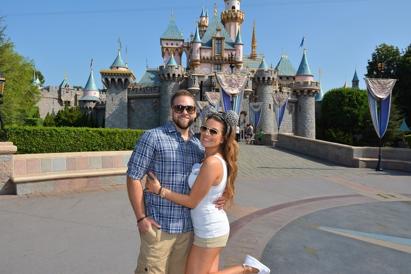 Janet And Patricks Disneyland Proposal