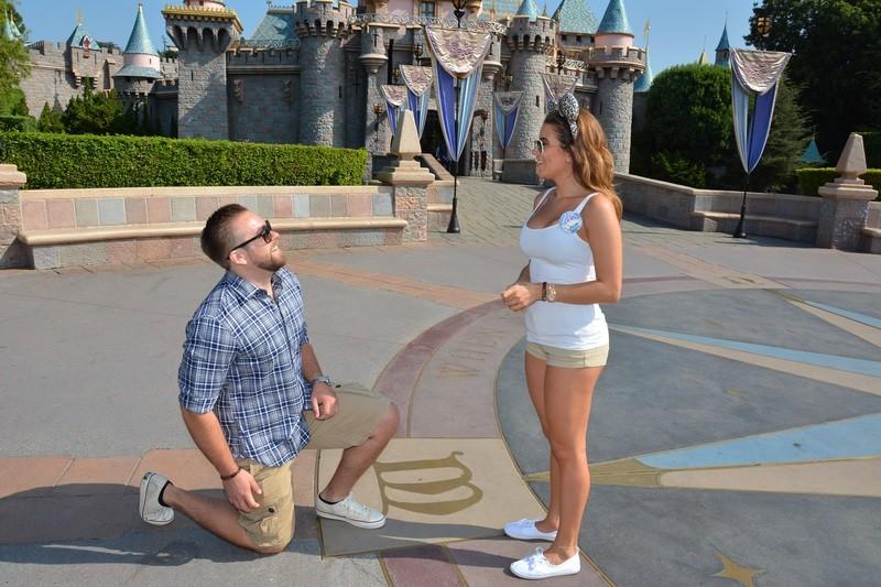 Image 3 of Janet and Patrick's Disneyland Proposal