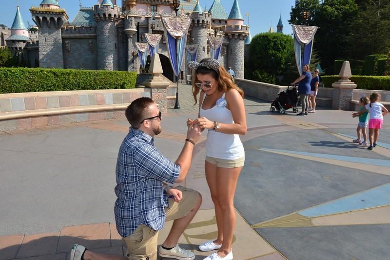 Image 7 of Janet and Patrick's Disneyland Proposal