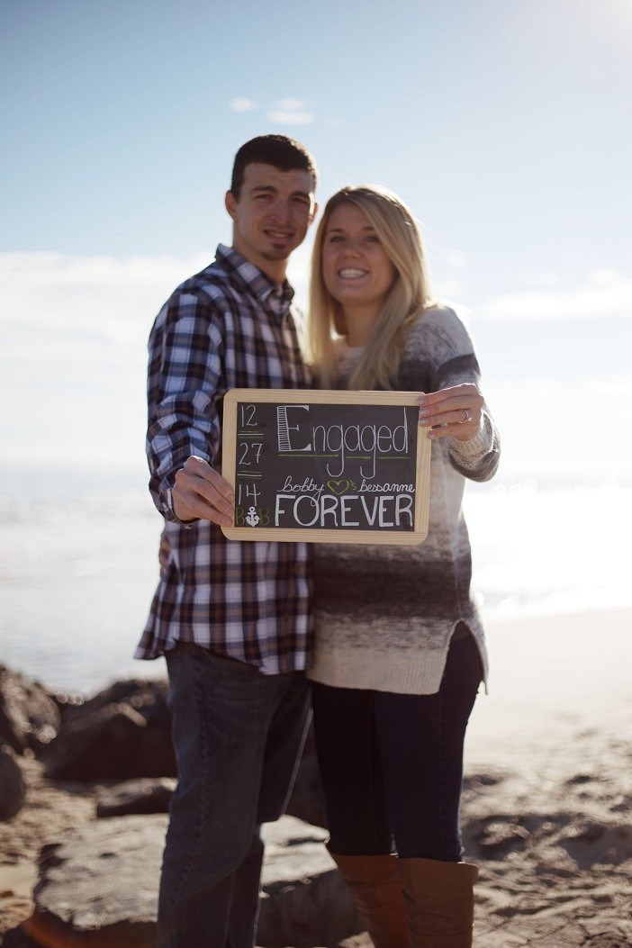 Image 9 of Bessanne and Bobby's Family Portrait Proposal