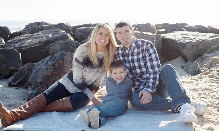 Image 2 of Bessanne and Bobby's Family Portrait Proposal