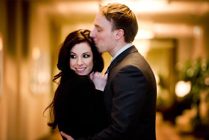 Image 4 of Jerek and Lauren's Romantic Proposal in Chicago