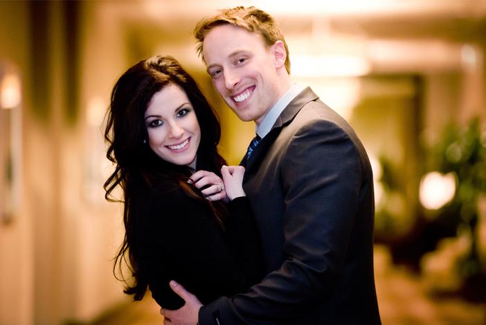 Image 5 of Jerek and Lauren's Romantic Proposal in Chicago