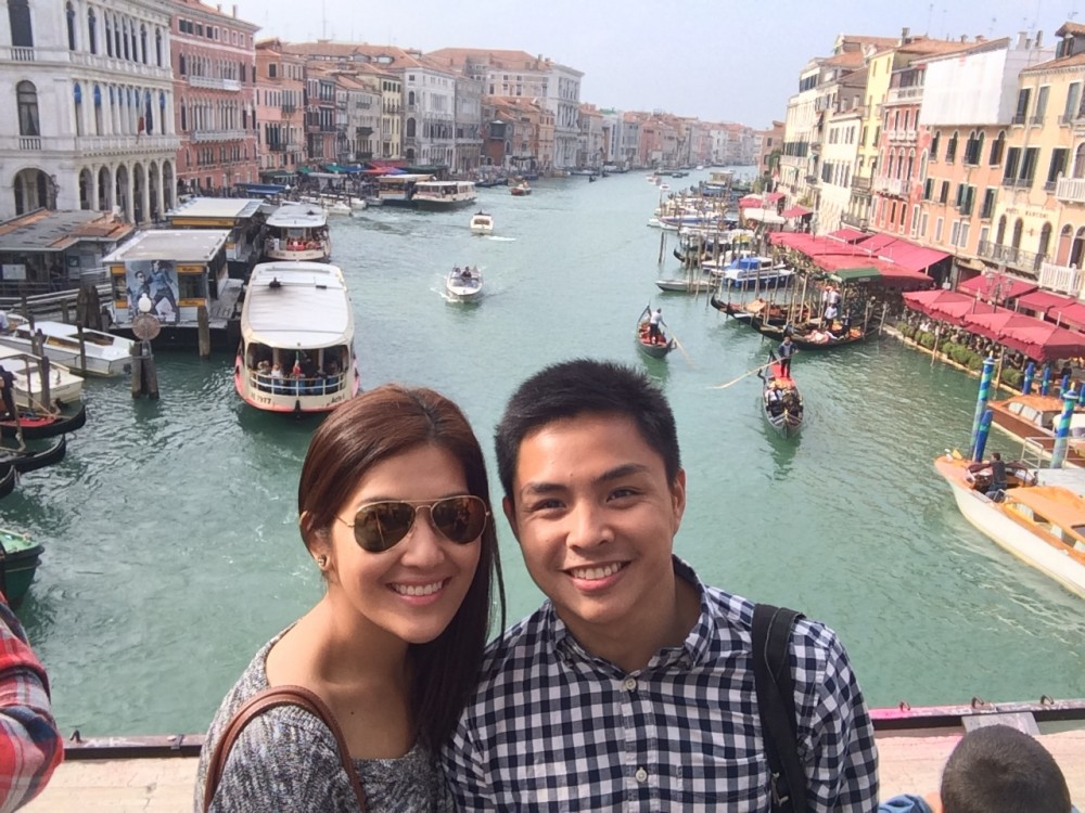 Image 1 of Uana and Patrick's Proposal in the Philippines