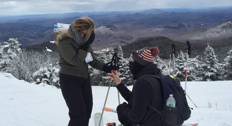 Wedding Proposal Ideas in Killington, VT