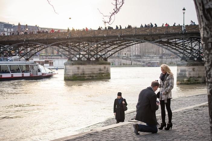 Image 3 of Lisa and Kyle's Paris Proposal