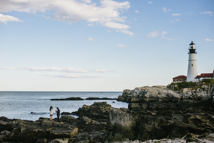 Image 5 of Ankur and Bhuja's Portland, Maine Proposal