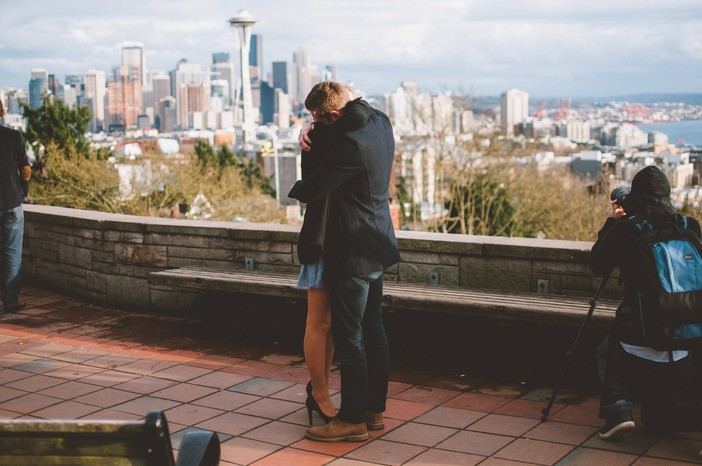 Image 4 of Joe and Deanna's Seattle Proposal