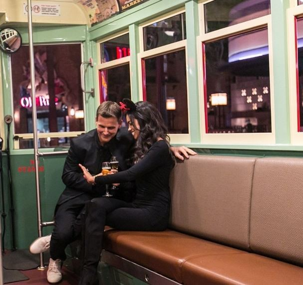 Image 6 of Ridiculousness Host Rob Dyrdek Proposes at Disneyland's Aladdin Musical