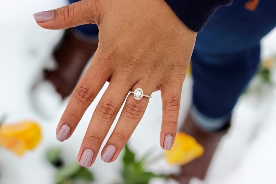 Image 3 of He Surprised Her With a Puppy—and an Engagement Ring
