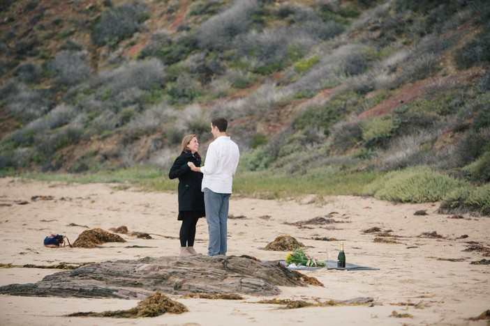 Southern California Beach Marriage Proposal_2